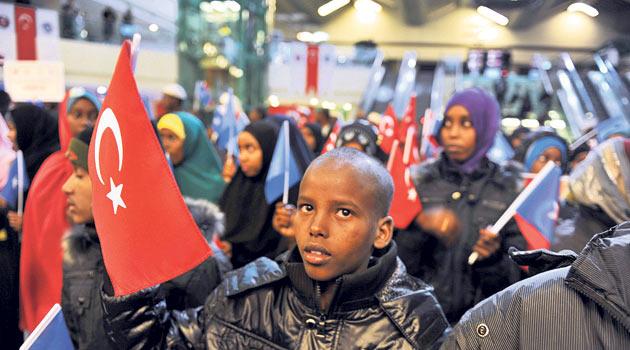 SOMALI-TURKEY