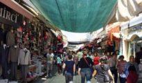 The Historical Kemeraltı Bazaar ... Oldest shopping area in Izmir