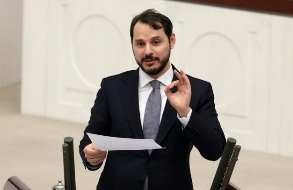 Turkey's central government budget posts a surplus in July 2019