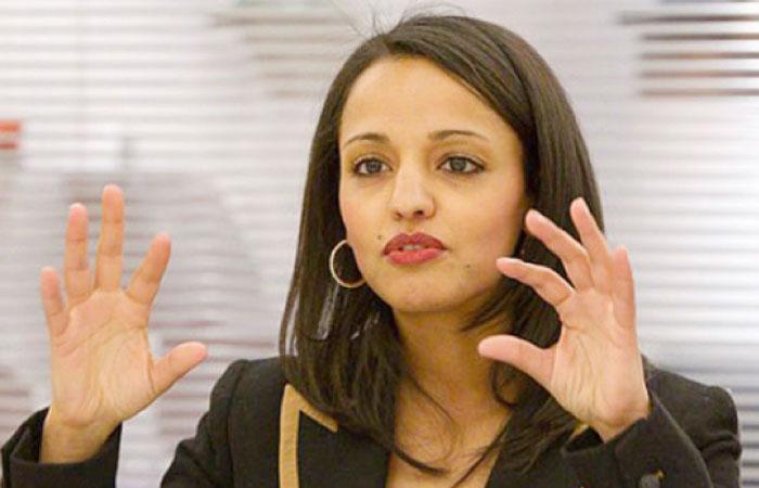 Sawsan Chebli German Foreign Ministry Spokeswoman