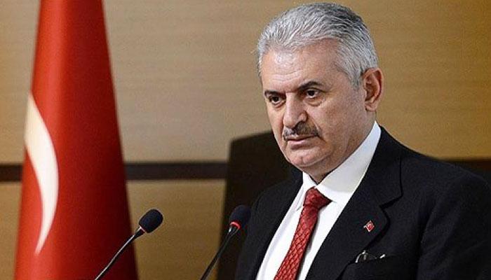 TURKISH PM BINALI YILDIRIM