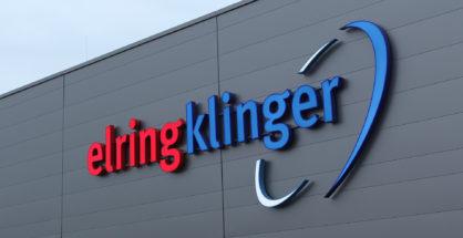 ELRING KLINGER GERMAN AUTO PARTS MAKER