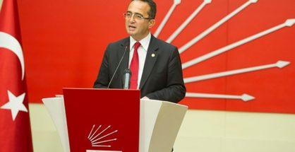 Bülent Tezcan CHP Deputy Group Leader - referendum