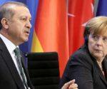 Merkel wnat EU to stop accession talk for Turkey