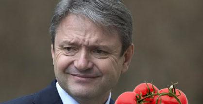 ALEXANDER TKACHEV statement about Turkish tomatoes