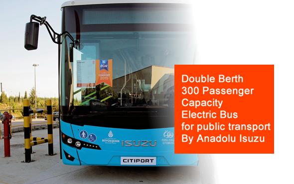 Anadolu Isuzu Electric Bus