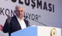 PM Binali Yıldırım in Eskişehir