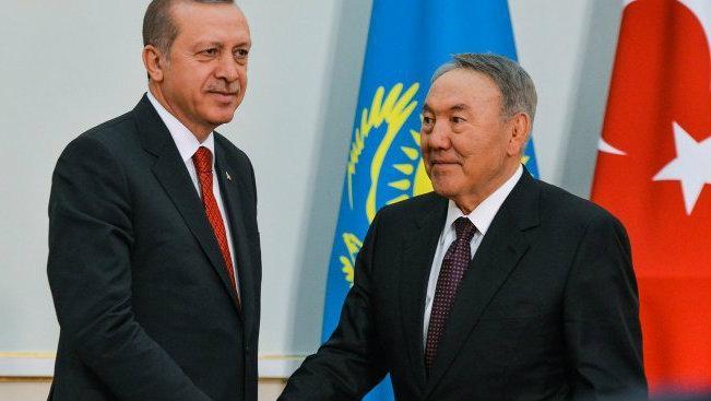 Turkey Kazakhstan signe agreement of investment