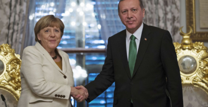 Germany has concerns about Turkish stream