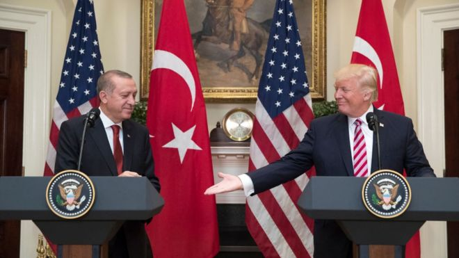 Turkey has to cope with worst problems in its history concerning foreign affairs