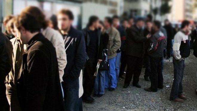 Turkey's TUIK announces unemployment figures for November 2018