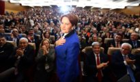 """Akşener establishes her new party under the name """"Good Party""""."""