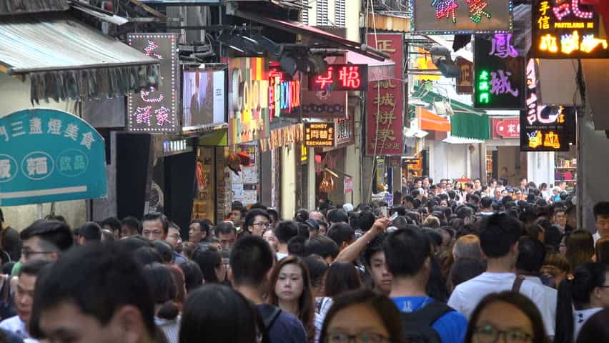 Chinese tourists do a lot of luxury shopping in Istanbul