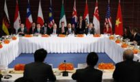 Countries in the TPP trade deal decide to move ahead without USA