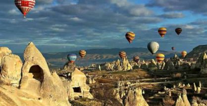 Turkey expects to achieve USD 30 billion of revenue in tourism by 2018