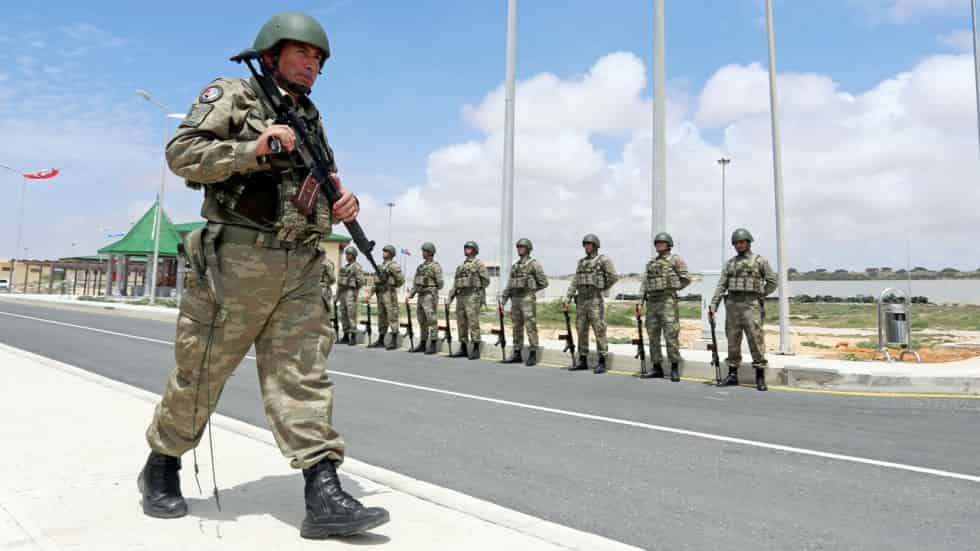 Turkey withdraws 40 of its troops from NATO military drill in Norway after scandals