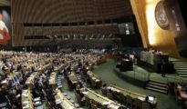 UNGA adopts bill against US decision about Jerusalem despite pressure from Washington - BusinessTurkeyToday.com