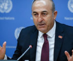 """Turkey's Foreign Minister answers the question """"Is Russia against Afrin operation?"""""""