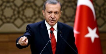 Turkey's President says he believes 2018 will be a much more successful year