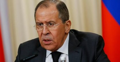 Lavrov says US is pursing a policy to divide Syria into several pieces