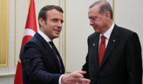Macron says he will raise issue of imprisoned journalists in meeting with Erdoğan