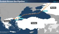 Turkish Stream scheduled to reach the Turkish coast in May 2018