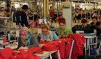 Turkey is reported to be the second largest textiles supplier for EU countries
