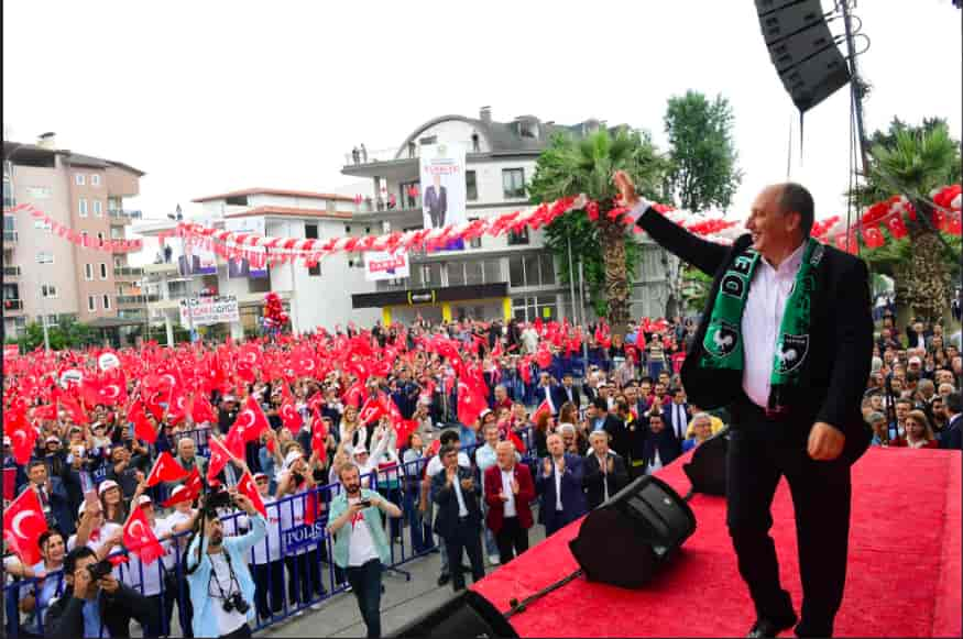 Candidates to run for Turkey's president in May elections start declaring manifestos