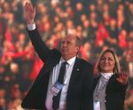 CHP presidential candidate says he will first change judiciary after becoming president