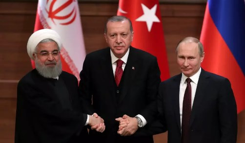 Turkey, Russia and Iran agree to trade in their local currency