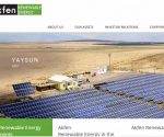 A giant company in Turkey's renewable energy sector: Akfen Renewable Energy
