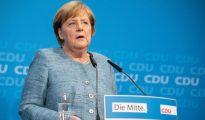 Farewell from German Chancellor Merkel to politics