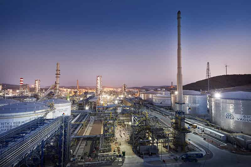 Turkey is proud of its Star Refinery, a giant investment in its energy sector