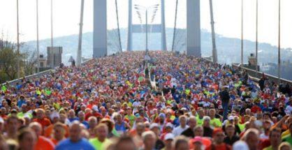 Kenyan athlete wins 40th Istanbul Marathon organized by Metropolitan Municipality