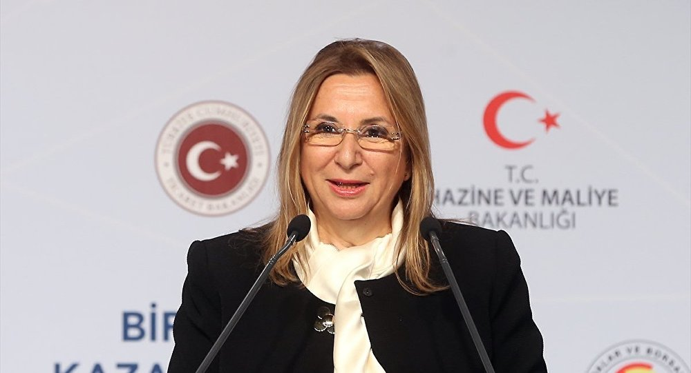 Image result for Turkey's Trade Minister Ruhsar Pekcan