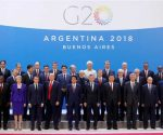 Trade wars, Ukraine crisis & Saudi Crown Prince make up agenda of G20 summit