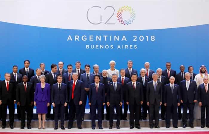 Trade wars, Ukraine crisis & Saudi Crown Prince make up agenda of G20 summit