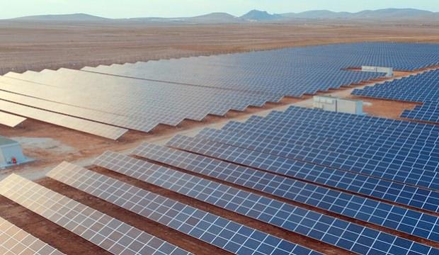 Japanese Panasonic invests in solar energy power plant in Kayseri Turkey