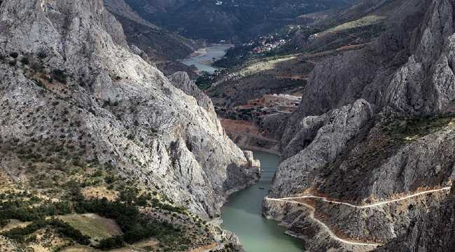 Zipline Over Euphrates River 3 Business Turkey Today News Economy Politics Travel